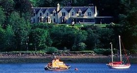 Cuillin Hills Hotel, Portree - Featured